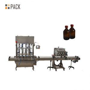 Ketepatan Tinggi Mesin pelincir minyak / minyak pelincir automatik mengisi minyak