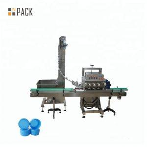 Automatik Rotary Capping Machine Untuk Botol Perubatan