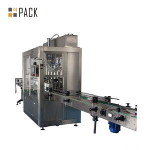 GMP CE ISO Sijil asid humic asid baja cecair mengisi mesin