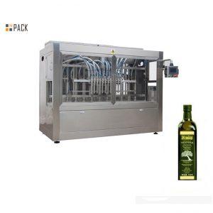 CE ISO 500ml-50000ml bunga mentega kelapa sawit Benih wijen minyak pengisian minyak mesin pengisian minyak kelapa sawit