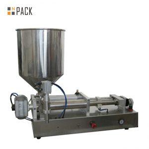 Costomic 2 Heads Semi Automatic Acids Filling Machine