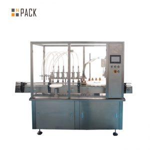 asid hyaluronic botol botol mengisi dan menutup mesin