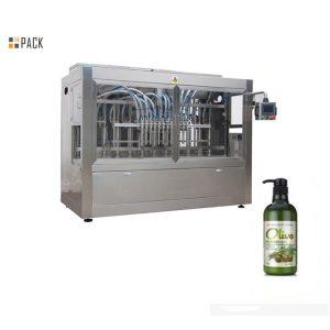 Lengkap automatik mengisi botol tangan mandi syampu mengisi mesin