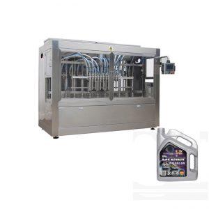 Mesin pengisian minyak automatik untuk botol plastik