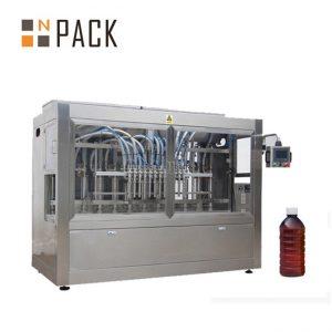Mesin minyak masak automatik mengisi mesin jem madu mengisi mesin tutup