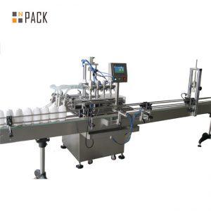 Automatik 5 liter botol haiwan kesayangan Mesin pengisian minyak yang boleh dimakan